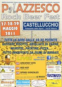 Palazzesco Rock Beer Fest 2011 Castellucchio (Mantova)