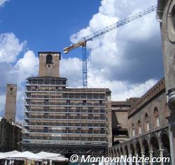 Ristrutturazione Palazzo Podestà Mantova
