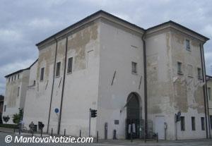 Palazzo San Sebastiano Mantova