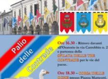 Palio delle Contrade 2016 San Martino dall'Argine Mantova