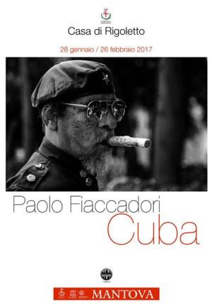 mostra fotografica Cuba Paolo Fiaccadori Mantova 2017