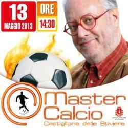 Master Calcio, Edoardo Raspelli a Castiglione delle Stiviere (Mantova)