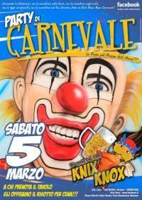 Party Carnevale 2011 Birreria Knix Knox Porto Mantovano (Mantova)