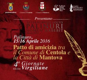 Patto amicizia Comune Centola (Salerno) e Città di Mantova