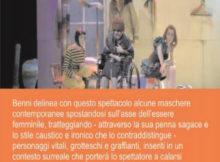 Pecore nere Stefano Benni Teatro Asola (MN) 2016
