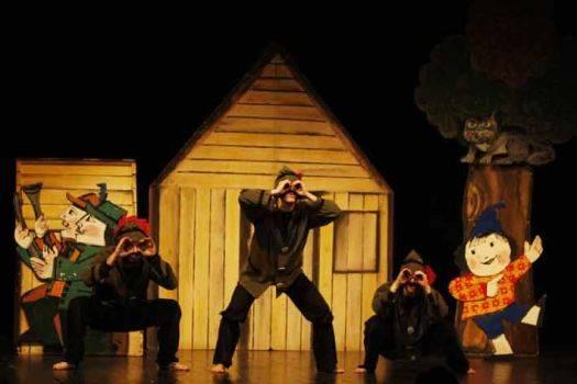 Pierino e il Lupo Teatro Marmirolo (Mantova)