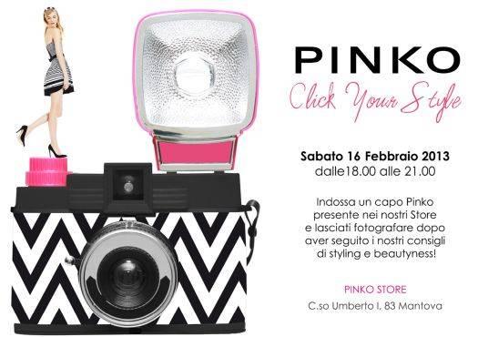 Pinko Mantova Click Your Style