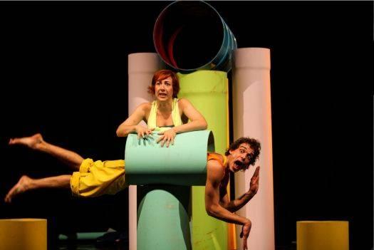Pippi Pirata Teatro Marmirolo (Mantova)