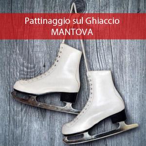 Pista pattinaggio sul ghiaccio Mantova 2015 2016
