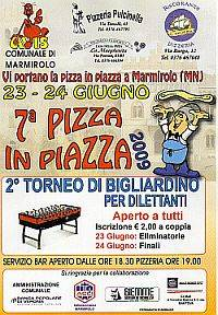 7° Pizza in Piazza a Marmirolo