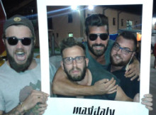The Polaroid Party Mad in Italy Sermide (MN)