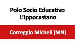 Polo Socio Educativo L'Ippocastano di Correggio Micheli (Mantova)