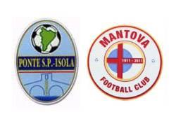 Pontisola - Mantova 1-1 | Calcio Serie D