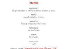 Pranzo beneficienza Ippocastano Correggio Micheli MN 2016