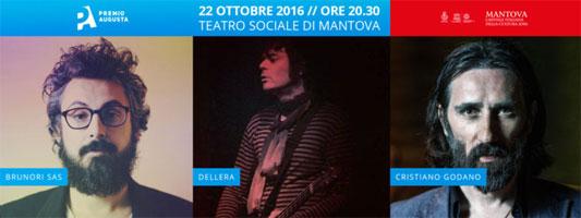 Premio Augusta 2016 Mantova
