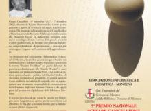 Premio Cesare Cancellieri 2016