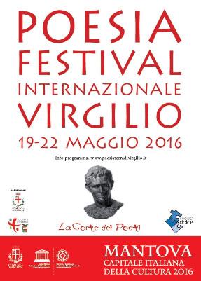 Premio Festival internazionale di Poesia Virgilio 2016 Mantova