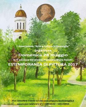 Mostra estemporanea pittura 2017 Schivenoglia (MN)