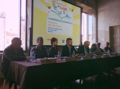 Presentazione Scrittori di Classe Due Mantova 2015