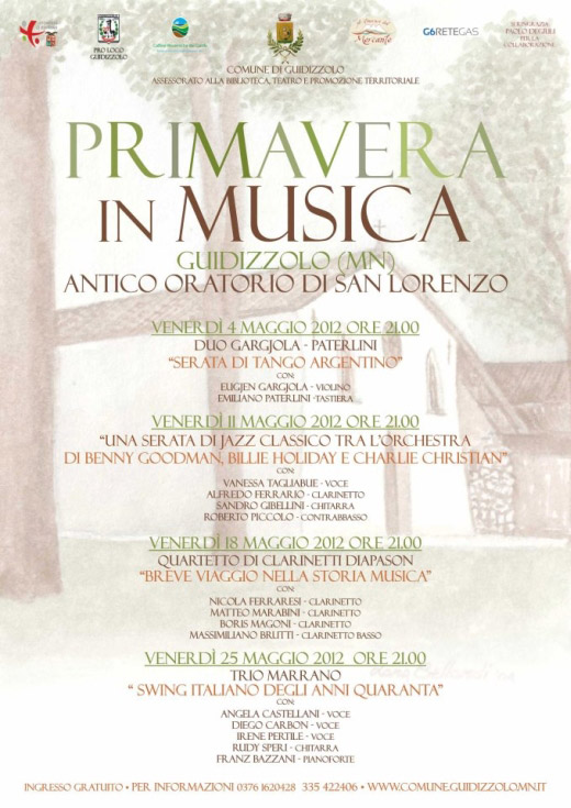 Primavera in Musica Guidizzolo (Mantova)