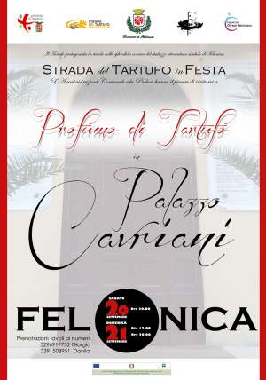 Profumo di Tartufo 2014 Felonica (Mantova)