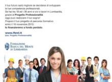 Bando Progetto Professionalità 2015 2016 giovani Mantova Lombardia