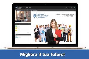 Iscrizione bando Progetto Professionalità 2017 2018