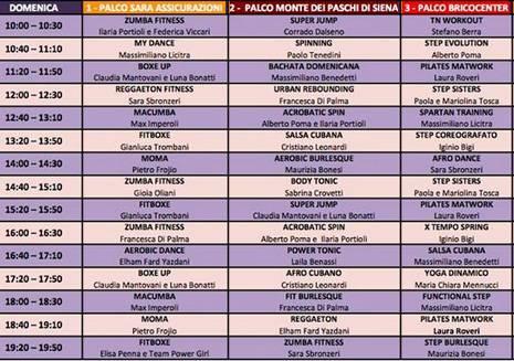 programma Sportivamente Mantova 3 maggio 2014