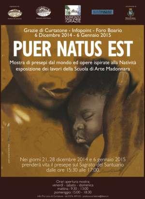 Puer Natus Est Grazie di Curtatone (Mantova)