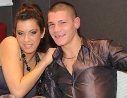 Giulia Zambelli e Domenico Valentino