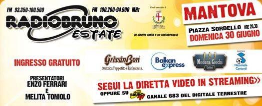 Mantova Radio Bruno Estate 2013