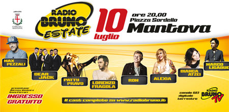 Radio Bruno Estate Mantova 2015