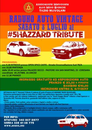 Raduno Auto Vintage Ceresara Mantova 2017