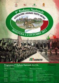 Raduno Nazionale Lagunari Mantova 2011
