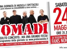 Raduno Nomadi 2014 Asola (Mantova)