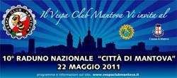 Raduno Vespa Mantova 2011