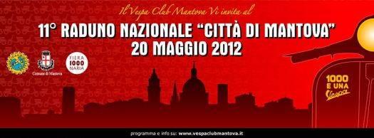 Raduno Vespa Mantova 2012