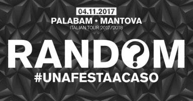 Random Mantova 2017 una festa a caso