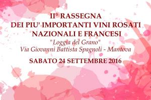 ONAV Mantova rassegna vini rosati 2016