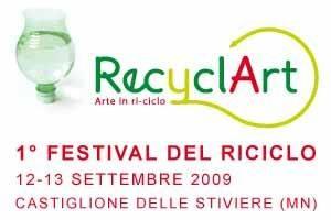 Recyclart: Festival del Riciclo a Castiglione delle Stiviere