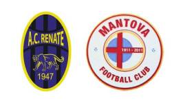 AC Renate - Mantova FC 2-2 | Calcio Lega Pro
