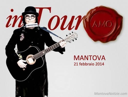 Concerto Renato Zero Mantova 2014 Amo in Tour
