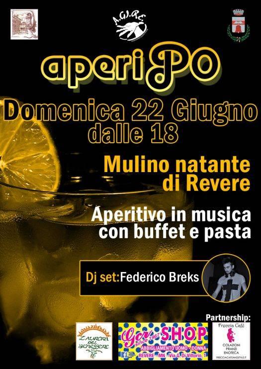 AperiPO Revere (Mantova) 22 giugno 2014