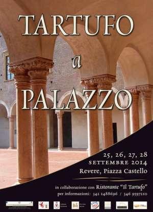 Tartufo a Palazzo 2014 Revere (Mantova)