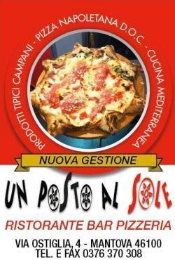 Ristorante Bar Pizzeria Un Posto al Sole Mantova
