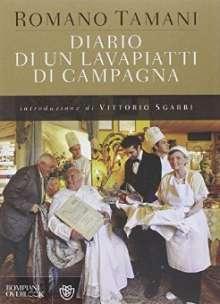 Romano Tamani Diario di un lavapiatti di campagna libro copertina