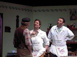 Robi da mat, commedia dialettale Mantova
