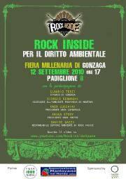 Rock Inside per il Diritto Ambientale