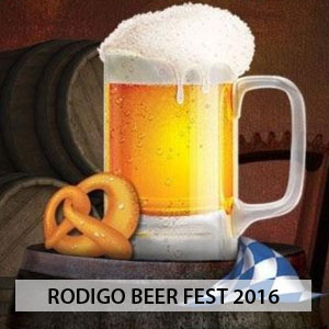 Rodigo Beer Fest 2016