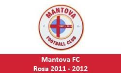 Rosa Giocatori Mantova Calcio 2011 2012